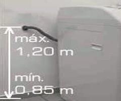 altura lavadora thumb Teste dos Componentes das Lavadoras Brastemp e Consul Eletrônica