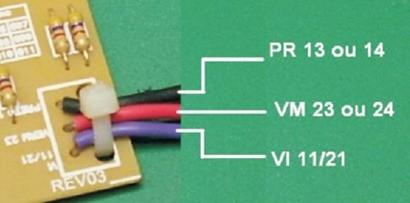conexo da placa eletrnica thumb Teste Placas Eletrônica Lavadoras Brastemp parte 1