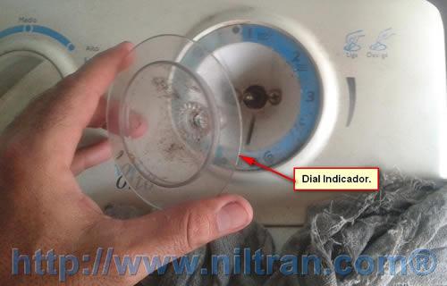 dial indicador retirado Como Trocar o Timer da Lavadora Electrolux LE08