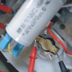 Teste Capacitor Lavadora GE