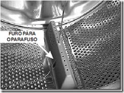 image thumb101 Desmontando a Lavadora Electrolux TRW10 passo a passo