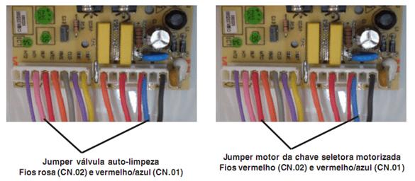 image thumb192 Testando os componentes da Lavadora Electrolux LTR 15