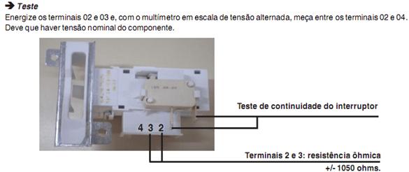 image thumb194 Testando os componentes da Lavadora Electrolux LTR 15