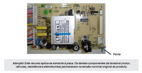 image thumb202 Testando os componentes da Lavadora Electrolux LTR 15