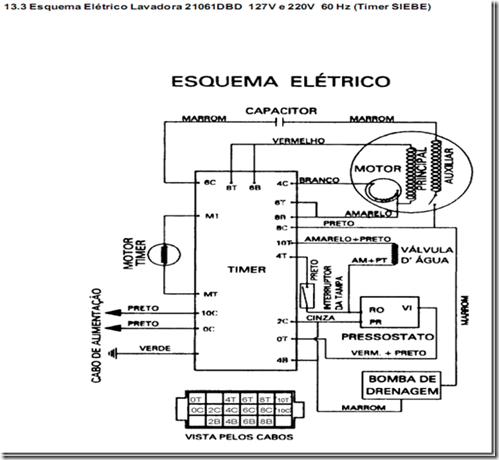 image thumb27 Testando os componentes da Lavadora Electrolux LE08