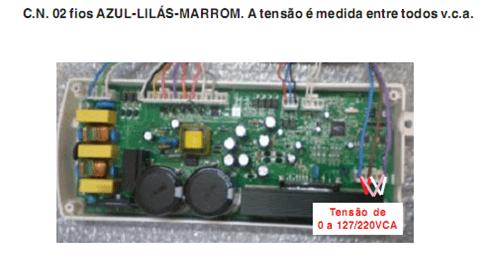 image thumb280 Testando os Componentes da Lavadora Electrolux LTA 15