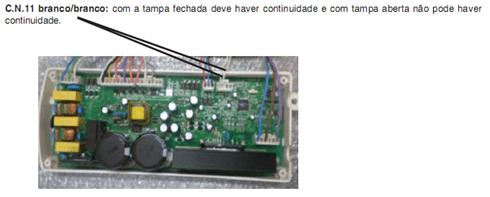 image thumb285 Testando os Componentes da Lavadora Electrolux LTA 15