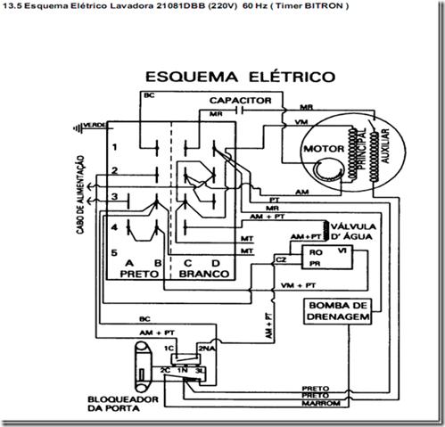 image thumb29 Testando os componentes da Lavadora Electrolux LE08