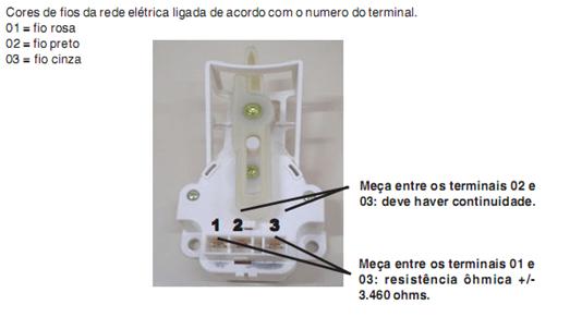 image thumb292 Testando os Componentes da Lavadora Electrolux LTA 15