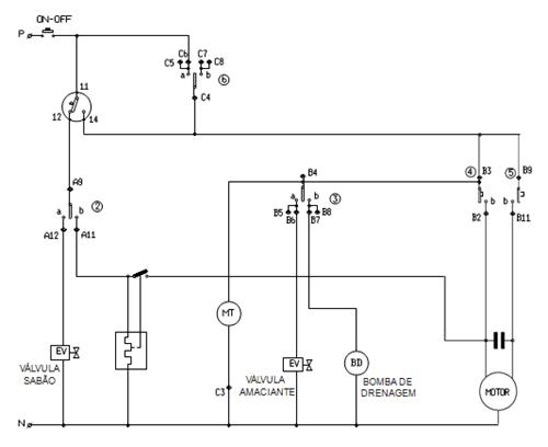 image thumb340 Desmontando e Testando a Lavadora Electrolux LT 50 60