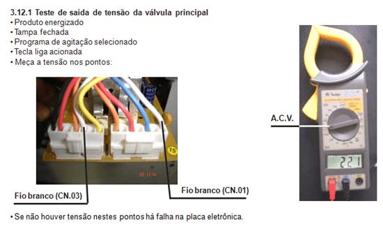 image thumb352 Desmontando e Testando a Lavadora Electrolux LT 50 60
