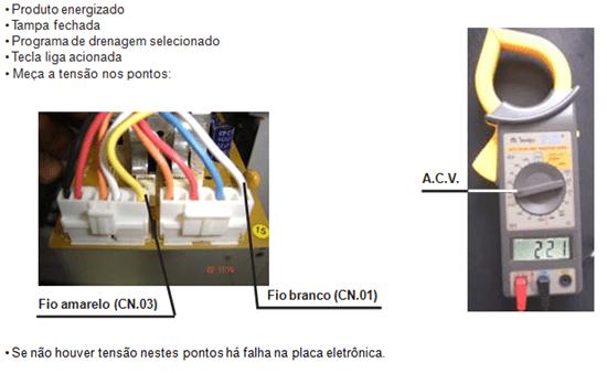 image thumb355 Desmontando e Testando a Lavadora Electrolux LT 50 60