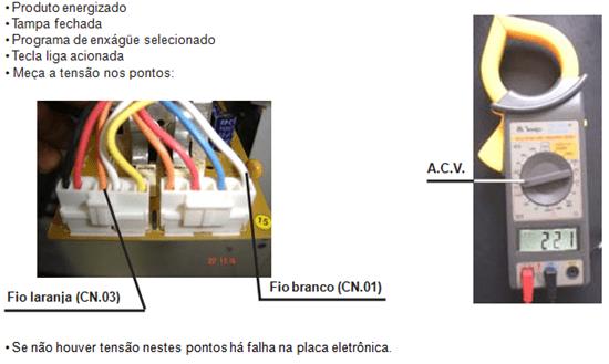 image thumb356 Desmontando e Testando a Lavadora Electrolux LT 50 60
