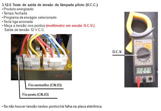 image thumb357 Desmontando e Testando a Lavadora Electrolux LT 50 60