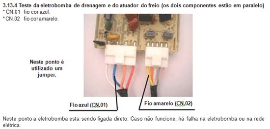 image thumb361 Desmontando e Testando a Lavadora Electrolux LT 50 60