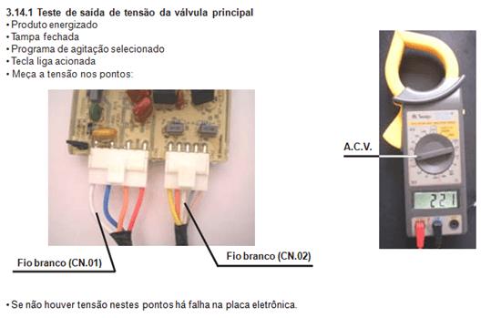 image thumb364 Desmontando e Testando a Lavadora Electrolux LT 50 60