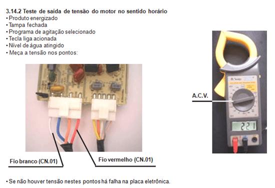 image thumb365 Desmontando e Testando a Lavadora Electrolux LT 50 60