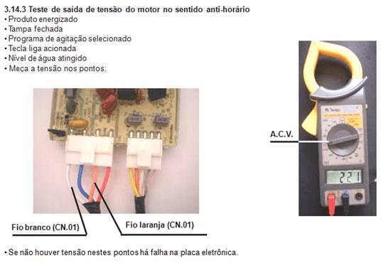 image thumb366 Desmontando e Testando a Lavadora Electrolux LT 50 60
