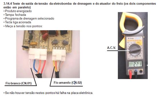 image thumb367 Desmontando e Testando a Lavadora Electrolux LT 50 60