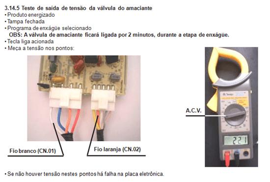image thumb368 Desmontando e Testando a Lavadora Electrolux LT 50 60