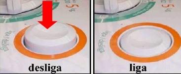 interruptor liga desliga thumb Teste dos Componentes das Lavadoras Brastemp e Consul Eletrônica