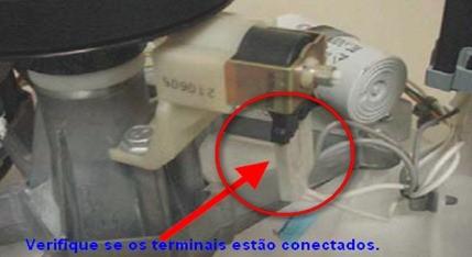 solenoide arrastador thumb Teste dos Componentes das Lavadoras Brastemp e Consul Eletrônica