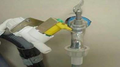 teste valvula na torneira thumb Teste dos Componentes das Lavadoras Brastemp e Consul Eletrônica